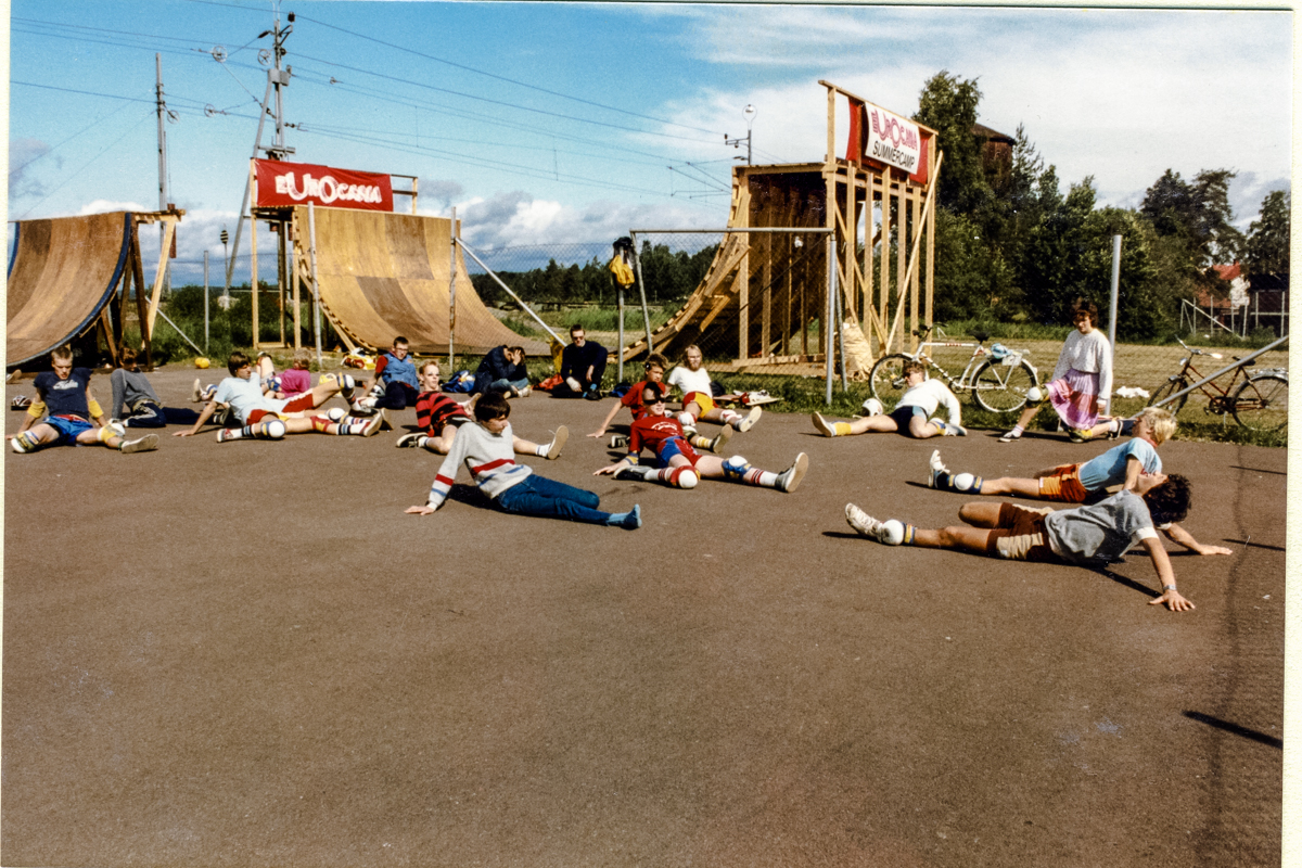 Summer Camp 1982 by Peps