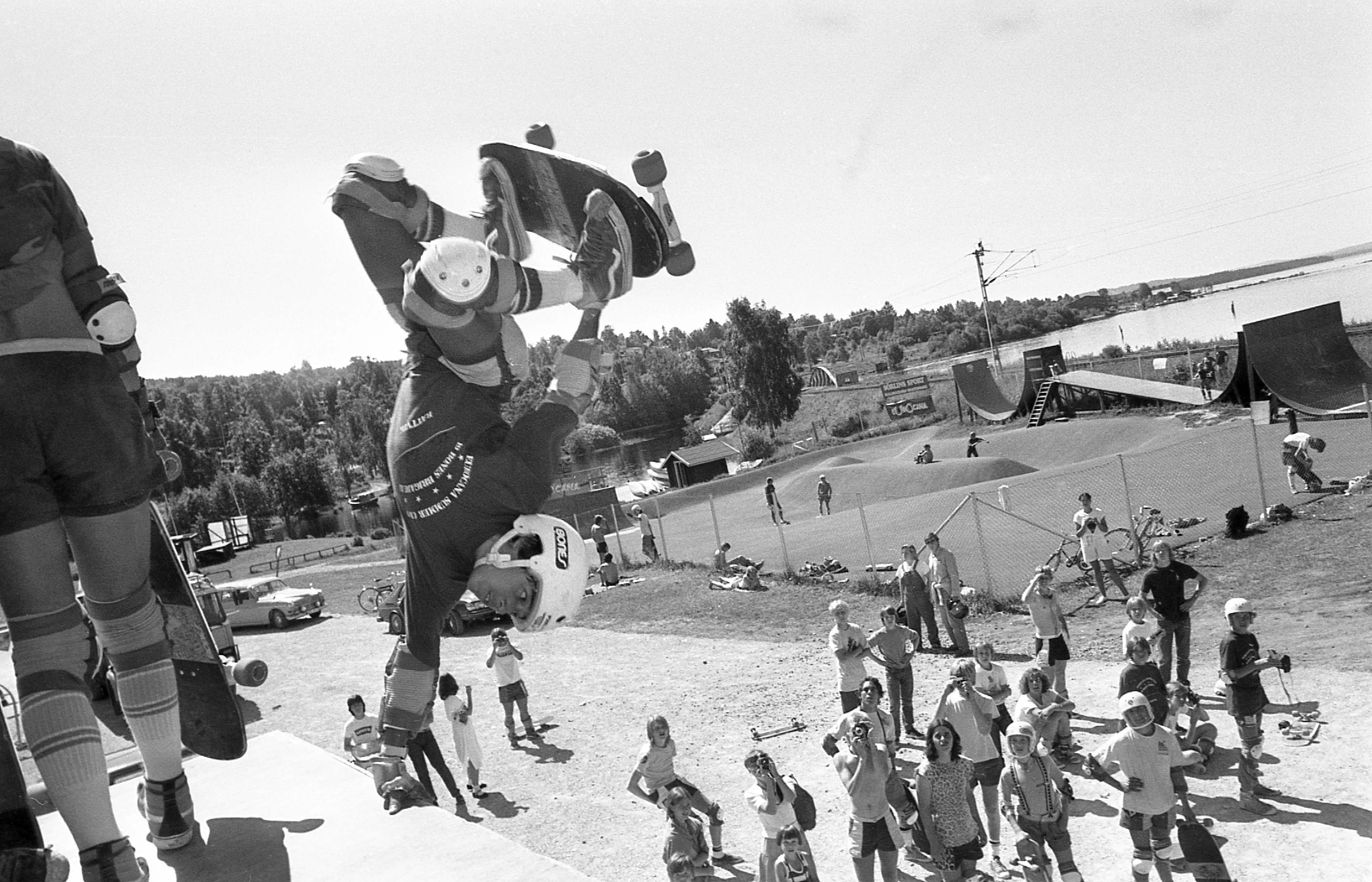 Summer Camp 1981 by Martin Willners